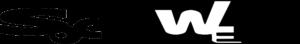 SW Logo White n Black